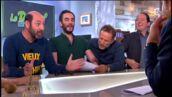 C à vous : Kad Merad, Charles Berling et Benoît Magimel turbulents sur le plateau (VIDEO)