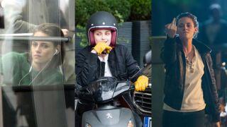 Métro, scooter, doigt d'honneur... Kristen Stewart est bel et bien en tournage à Paris ! (17 PHOTOS)