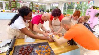 Le meilleur pâtissier (M6) : un candidat en difficulté pour finaliser son gâteau (VIDEO)