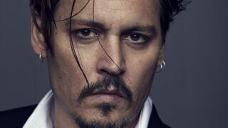 Johnny Depp, égérie du nouveau parfum Dior