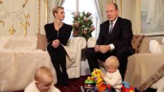 Monaco : Albert II et Charlène interviewés pour la première fois sur leurs jumeaux Jacques et Gabriella (VIDEO)