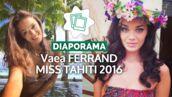 Miss France 2017 : plages, maillots de bain et voyages... L'Instagram de Miss Tahiti, Vaea Ferrand (VIDEO)