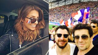 Euro 2016 : Laury Thilleman, Patrick Bruel, Matt Pokora... les people supporters des Bleus lors de France-Albanie (PHOTOS)