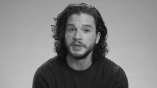 Game of Thrones : Kit Harington raconte son audition... avec un oeil au beurre noir (VIDEO)