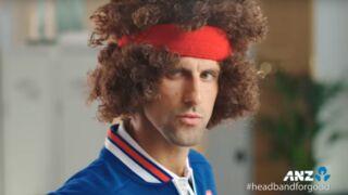 Tennis : Novak Djokovic se mobilise pour la bonne cause avant l'Open d'Australie (VIDEO)