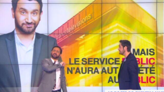 Présidence de France Télévisions : Cyril Hanouna a postulé ! (VIDÉO)