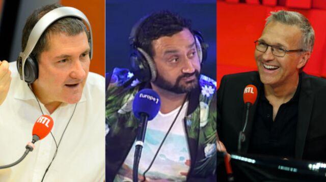 Audiences radio : quelles sont les stars qui s'en sortent le mieux ?