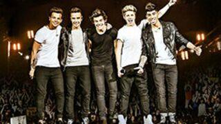 Les One Direction ont fait chavirer leurs fans au Stade de France