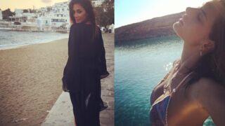 Nicole Scherzinger, Laeticia Hallyday, Laury Thilleman... Tous en Grèce cet été ! (22 PHOTOS)