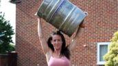 Elle est capable de soulever des charges de 140 kilos... et de tracter des camions ! (VIDEO)