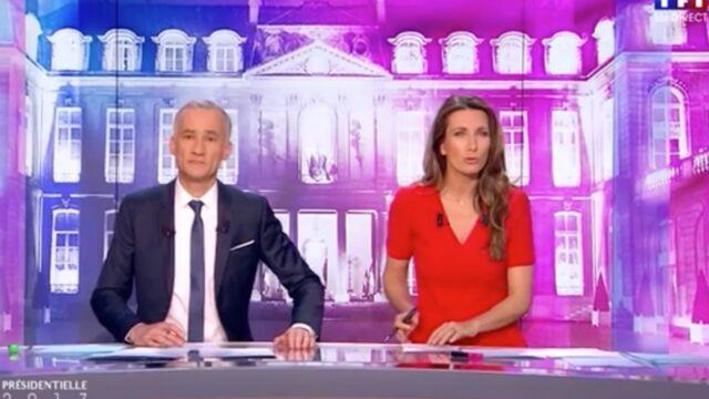 Audiences : TF1 et France 2 au coude-à-coude pour la soirée présidentielle