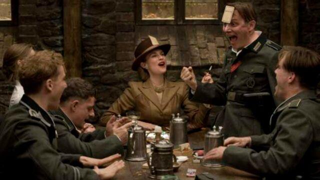 Première place pour le film Inglorious Basterds sur TF1