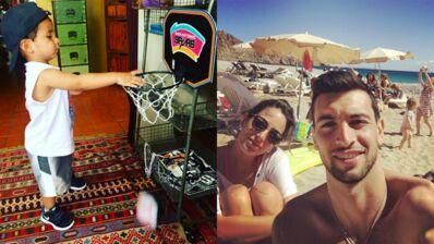 Tony Parker fête l'anniversaire de son fils Josh, les joueurs du PSG en vacances au soleil... L'Instagram sportif du week-end (32 PHOTOS)