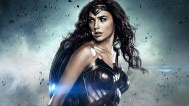 Buzz. Wonder Woman