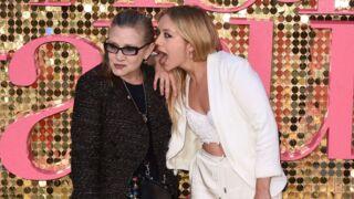 Billie Lourd rend de nouveau hommage à sa mère Carrie Fisher sur Instagram (PHOTO)