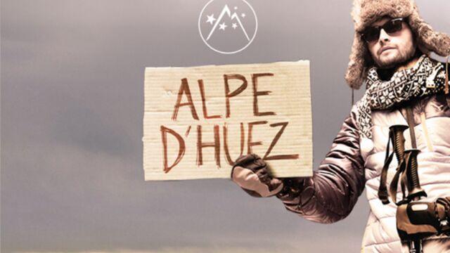 Dany Boon donne le coup d'envoi du Festival de l'Alpe-d'Huez !