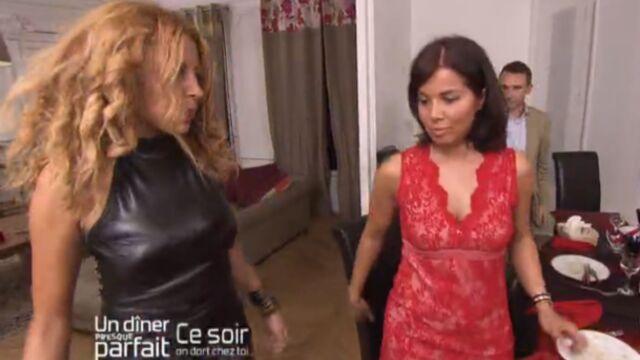 Un dîner presque parfait (M6) : Afida Turner s'explique (VIDEO)