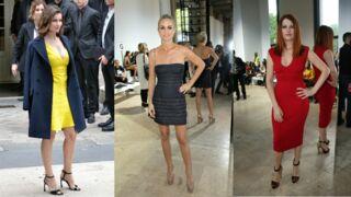 Laetitia Casta, Laeticia Hallyday, Elodie Frégé … Défilé sexy à la fashion-week (34 PHOTOS)