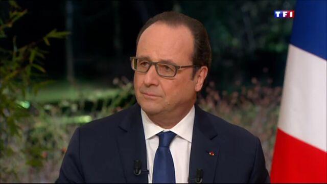 Audiences : Près de dix millions de téléspectateurs pour l'interview de François Hollande