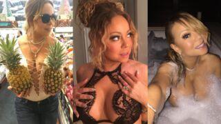 Une mélodie de Noël (TF1) : Mariah Carey sans aucune pudeur sur Instagram (PHOTOS)