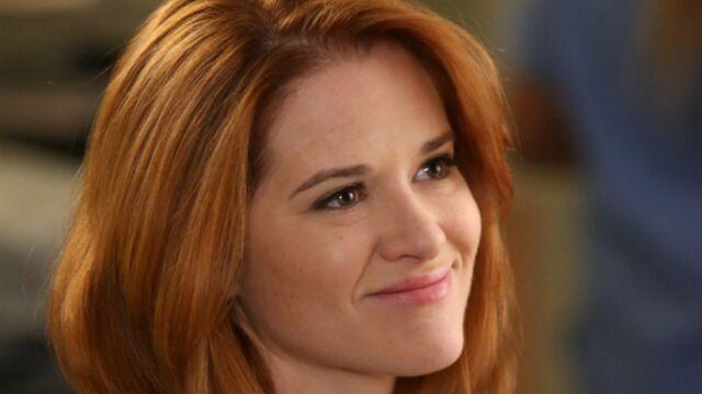 Grey's Anatomy : un bébé pour Sarah Drew (April)