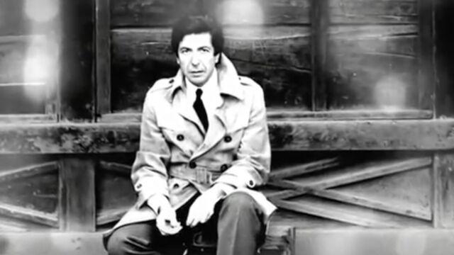 Déprogrammation : France 3 va rendre hommage à Leonard Cohen, décédé jeudi