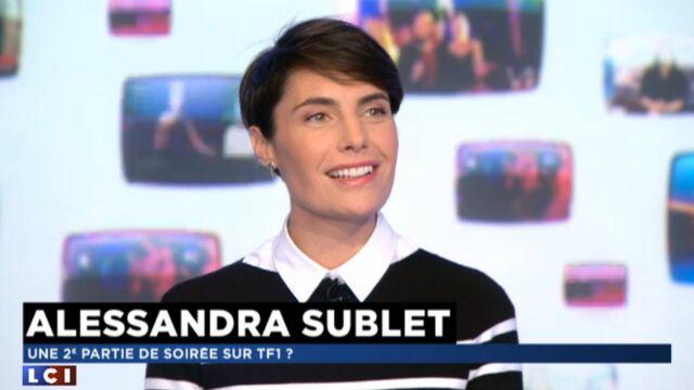 Alessandra Sublet va animer un nouveau talk-show sur TF1 (VIDEO)