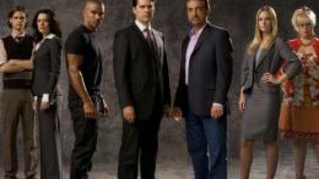 TF1 en tête avec Esprits criminels