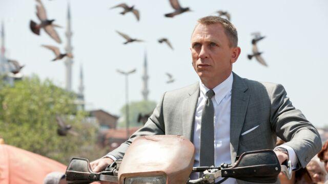 L'acteur du dimanche : Daniel Craig, le plus stylé des James Bonds dans Skyfall (17 PHOTOS)