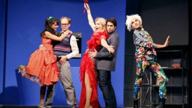Programme TV : Amanda Lear est Divina sur TMC (VIDEO)