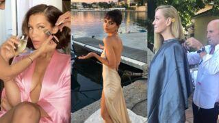 Cannes 2017 : Bella Hadid coquine entre copines, Uma Thurman se coupe les cheveux... Les people sur Instagram ! (22 PHOTOS)