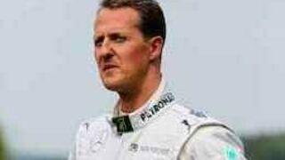 """Etat de santé de Michael Schumacher : il effectue de """"petits progrès"""""""