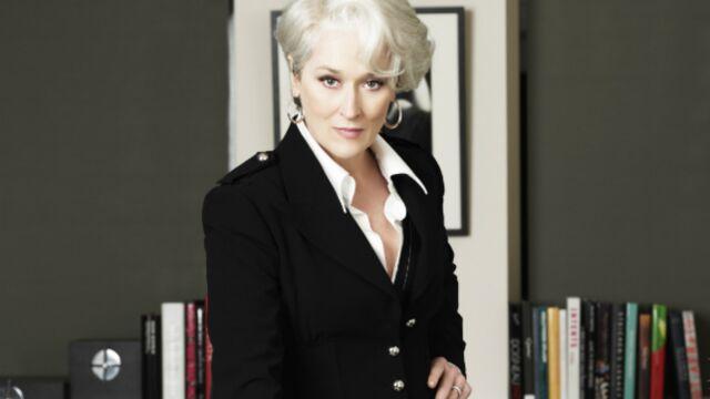 Meryl Streep toujours plus impliquée dans la cause féministe