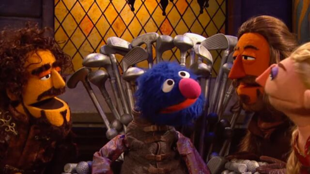 Quand Sesame Street parodie Game of Thrones (VIDEO)