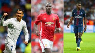 Cristiano Ronaldo, Paul Pogba et Blaise Matuidi ont le même coiffeur et il est Français !