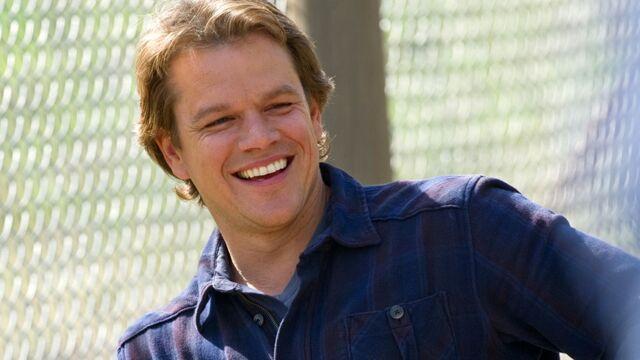 L'acteur du dimanche : Matt Damon plaque tout et s'offre un Nouveau départ sur TF1 (40 PHOTOS)