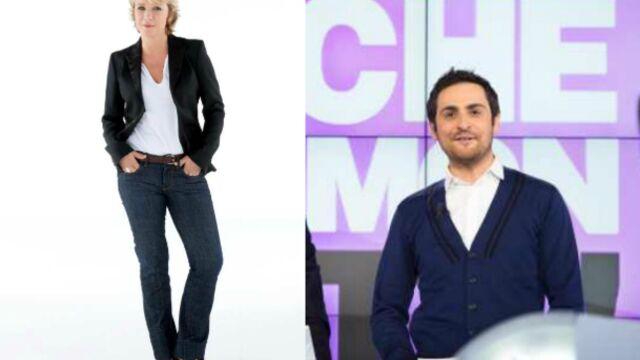 Ariane Massenet et Camille Combal en duo sur D8