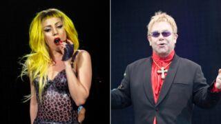Lady Gaga : elle engage Elton John pour travailler sur son prochain album