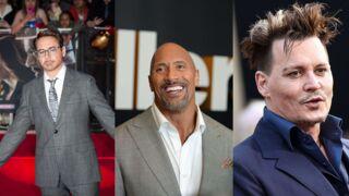 Découvrez qui sont les acteurs les mieux payés au monde ! (PHOTOS)