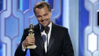 Golden Globes 2016 : DiCaprio, The Revenant, Lady Gaga... le palmarès complet !