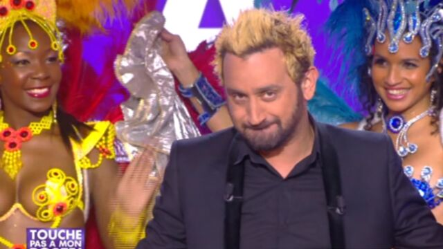 Victoire des Bleus : Cyril Hanouna s'est teint en blond !
