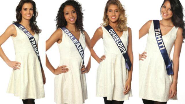 Sondage : élisez votre Miss France 2014 ! (PHOTOS)