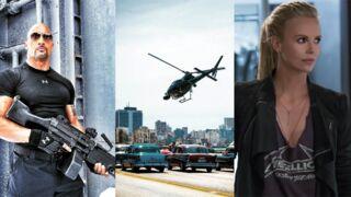 Voitures, flingues, cascades... Ça fonce sur le tournage de Fast And Furious 8 ! (22 PHOTOS)