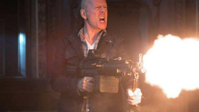 "Bruce Willis : ""J'adore jouer John McClane"""