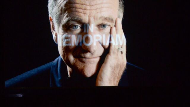 Emmy Awards 2014 : l'émouvant hommage à Robin Williams (VIDEO)