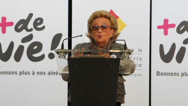 300 choeurs pour + de vie : Bernadette Chirac ne sera pas présente cette année sur France 3