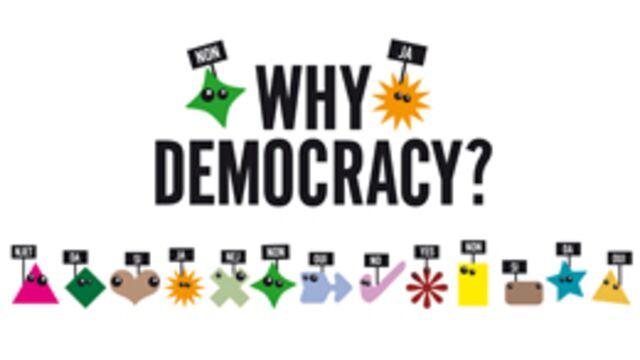 La démocratie à l'honneur sur les télés du monde entier