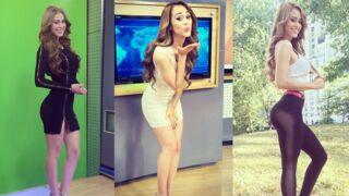 Découvrez Yanet Garcia, la miss météo la plus sexy au monde !