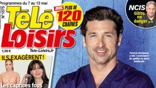 A la Une de Télé-Loisirs : l'incroyable départ du Dr Mamour de Grey's Anatomy