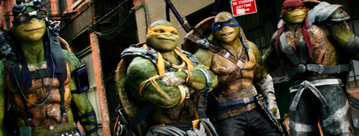ninja turtles c8 10 conseils pour devenir la cinquime tortue ninja gifs - Tortue Ninja